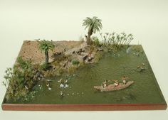Dioramas and Clever Things: Egypt