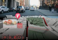 Video: MIT's New Nav System Turns the Entire Dashboard into a Huge 3-D Interactive Display | Popular Science