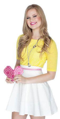 Podnikavá Belle (17) bylo pouhých čtrnáct let, když začala vyrábět bižuterii. Dnes má vlastní značku a vydělává miliardy.