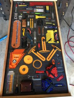 Add drawers to work bench
