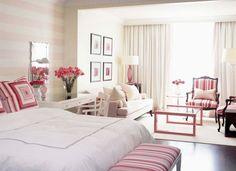 quarto com sala intima