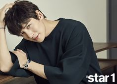 Ji Chang Wook for Star1 Sept `15