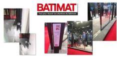 BATIMAT 2019 Paris: Salón Internacional de la Construcción en Francia Aluminium Windows, Garage Doors, Gates Driveway, Spanish Living Rooms, Greenhouse Effect