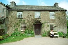 This is hill top house located within the lake district and where Beatrix Potter lived.