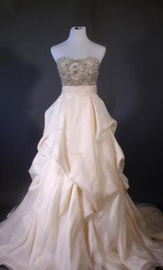 Anne Barge 12: buy this dress for a fraction of the salon price on PreOwnedWeddingDresses.com