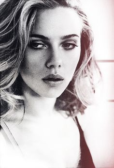 Scarlett Johansson *