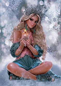 Fantasy Girl, Chica Fantasy, Fantasy Art Women, Dark Fantasy, Beautiful Girl Wallpaper, Beautiful Gif, Unicorn Pictures, Angel Pictures, Lovely Girl Image