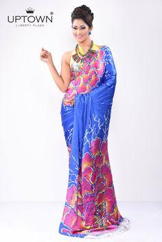 Sri Lankan batik saree