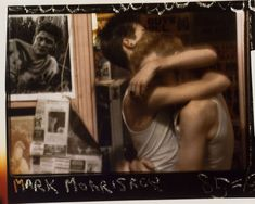 Mark Morrisroe, Untitled [John S. and Jonathan], 1985 Winterthur, Contemporary Photography, Artistic Photography, Gordon Parks, Visual Aids, Museum, Jersey City, Little My, Adolescence