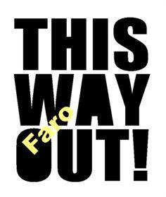 """This Way Out!'s space   """" As Soluções do Futuro… Hoje! """""""