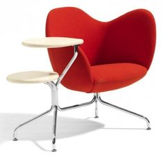 Functional red chair