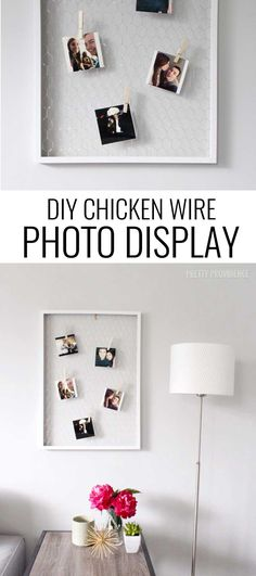 Love this DIY chicke