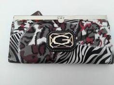 Womans Clutch Wallet Animal Print Tri Fold  #GStyle #Clutch