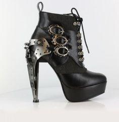#steampunk #vegan #shoes