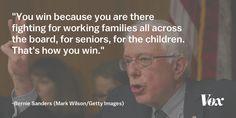 Bernie Sanders for president? Absolutely!