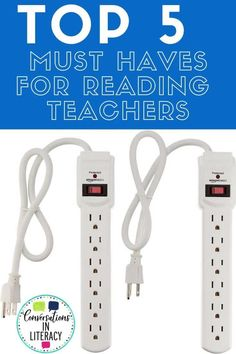 Read about these Top 5 Must Haves For Reading Teachers to see what teachers need for back to school no matter whether they are teaching in the elementary classroom or doing distance learning! #backtoschool #elementary #guidedreading #teacher #conversationsinliteracy #distancelearning #digitallearning #kindergarten #firstgrade #secondgrade #thirdgrade kindergarten, 1st grade, 2nd grade, 3rd grade Kindergarten Freebies, Kindergarten Reading, Teaching Reading, Guided Reading, Learning, Fun Classroom Activities, Classroom Organization, Classroom Ideas, Teacher Blogs