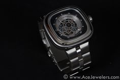 SevenFriday P1 on Bracelet