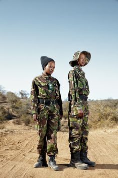 On Patrol With the Black Mambas - The New York Times