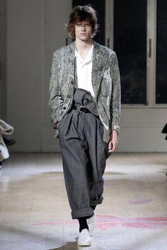 Yohji, Or How I Learned to Stop Worrying and Love The Looser Fit (Yohji Yamamoto Thread) - Page 365