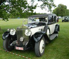 1930 Rolls-Royce Phantom II Sedanca de Ville be Hooper (chassis 35GY)