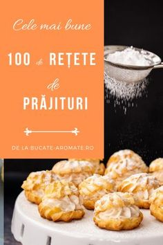 Romanian Desserts, Romanian Food, Diet Recipes, Cake Recipes, Dessert Recipes, Fruit Drinks, Sweet Tarts, Food Cakes, Cream Cake