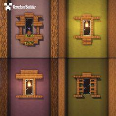 Villa Minecraft, Minecraft Cottage, Minecraft Structures, Minecraft Medieval, Minecraft Plans, Minecraft Room, Minecraft Tutorial, Minecraft Blueprints, Minecraft Architecture