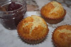 Low FODMAP & Gluten free corn muffins. Light and delicious!
