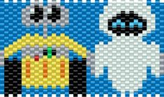 wallie bead pattern you could make for Max :)