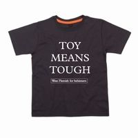Toy Means Tough (Black)