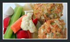 Healthy, Fit, and Focused: Turkey Meatloaf Muffins