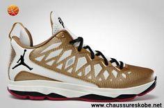 the latest 8045e 22546 535807 705 Metallic Or Noir Slate Sport Fuschia Jordan CP3.VI CP3  Chaussures 2013