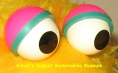 Mikey's Muppet Memorabilia Museum: Sesame Street Toy Puppets: Product Variations