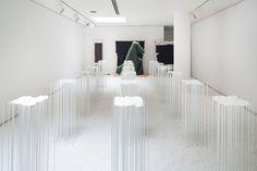 Majotae Textile Exhibition by Yusuke Seki - News - Frameweb