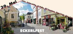 Eckerlfest Mödling Pfarrgasse am 30 Mai   Fangemeinde Wienerwald FGWW.org Street View, Fandom
