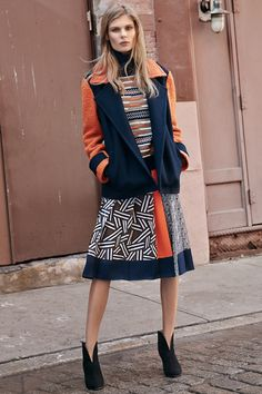 See the complete Diane von Furstenberg Pre-Fall 2016 collection.  This outfit is such blogger bait its not even funny http://www.vogue.com/fashion-shows/pre-fall-2016/diane-von-furstenberg/slideshow/collection#6
