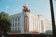 "Joske's of Texas department store in downtown San Antonio. circa 1968 (<a href=""https://www.pinterest.com/pin/392728029979534906/"">via Pinterest</a>)"