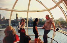 a Lens & a Plane London Eye, Plane, Opera House, Eyes, Travel, Airplane, Viajes, Trips, Traveling