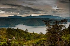 The Toba Volcano is the site of one of the largest eruptions Planet Earth has ever known: and it may have had a direct impact on the survival of humankind.