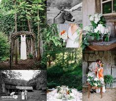 Christina + David: An Intimate Mast Farm Inn Wedding by Revival Photography