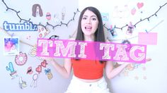 Too Much Information Tag! Get to know me better. <3 English: https://youtu.be/H_DAyMMwQm4 Tag: Demasiada Información. Conózcame mejor. <3  Español: https://youtu.be/rbhoTJpW7XA