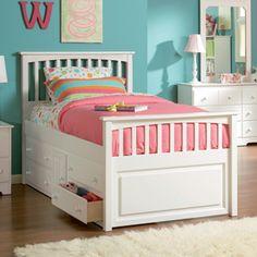 love the under bed storage