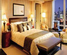 luxury hotel room. Ideas for master bedroom