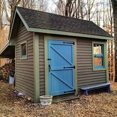 Garden, Tool, Wood Shed - Nice Paint | Content in a Cottage