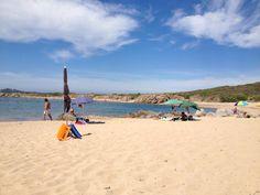 #beach #sand #sandybeach #sardinia #sea #coast #fun #holiday By Steve Winsper