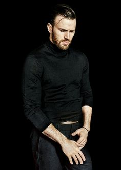 Not to break the stoicness, But Chris, you've got a little bit of that belly showing, XD