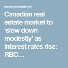 royal bank mortgage rates news