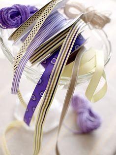 pretty ribbon