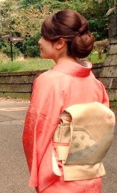 着物☆下目アップ | hair coucou(クークー)のヘアスタイル・髪型・ヘアカタログ - 楽天ビューティ