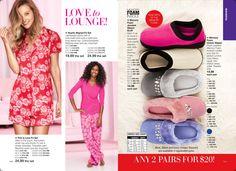 Shop Brochures / Flyers  Nightwear anyone?