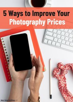 One of the scariest things about running a photography business is figuring out your photography pricing.Once you've done all the math and know how to profitably price your photography, the next step is to present and display your prices so that your clients see you're worth what you're asking to be paid.Below, I'm critiquing the photography pricing list of one of my Simplified Photography Pricing Formula students, Ciera Kizerian. Photography Price List, Photography Business, Business Tips, Improve Yourself, Students, Branding, Joy, Display, Marketing